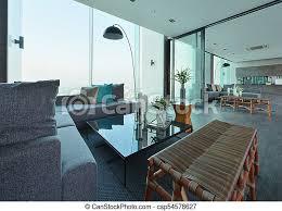 wohnzimmer dekoration modern design luxus
