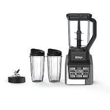 NinjaR BlendMax DUOTM Drink System With Auto IQ BoostTM