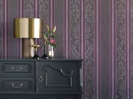 casa padrino barock textiltapete lila anthrazit flieder 10 05 x 0 53 m wohnzimmer tapete deko accessoires
