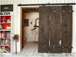 Inside Sliding Barn Doors | Kbdphoto How To Install The Rolling Barn Door Simple Smooth Ohsoeasy Large Sliding Doors From Brown Old Wood With Diagonal Accent 20 Home Offices With Diy Interior The Wooden Houses Styles Beautiful Style For Bring Inside Overlapping Hdware Pass Design Double Tutorial H20bungalow Fniture New Ideas House Living Room Awesome Frosted Glass Decor