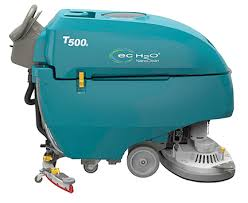 Automatic Floor Scrubber Detergent by T500 T500e Walk Behind Floor Scrubber Dryers Tennant Company