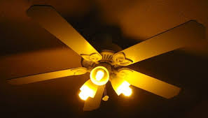 Tightening Wobbly Ceiling Fan by How To Adjust Ceiling Fan Blades Homesteady