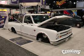 SEMA Photo Gallery Day 1 - Goodguys Hot News 1958 Chevy Viking Truck At This Years Sema Show 2017 Superfly Autos Sema Coverage Big Squid Rc Car And News American Force Has A Major Presence At Show Torqued Magazine Gallery Trucks Autoweek Top 5 Of The Offroadcom Blog Ford Super Duty Show Lineup The Fast Lane Countdown Biggest Automotive Days Away Diesel Tech 2008 Gmc 2500hd Duramax Northwest Motsport Youtube Ebay First Up For Grabs Lifted 2012 Ram 2500 Ebay Find 2014 Sale Army Duke Is A 72 C50 Transformed Into One Bad Work Pickup In Photos 4x4s Run Bigger Meaner
