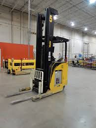 2012 YALE ELECTRIC STAND UP REACH TRUCK, 4,500 LB. CAPACITY, MODEL ... Crown Rd5280230 Double Reach Electric Forklift 2002 400 Triple Mast Combilift 4way Forklifts Siloaders Straddle Carriers Walkie Stand Up Lift Truck Suppliers And Manufacturers Rider Trucktoyota Official Video Clark Spec Sheets Used Raymond R40tt Deep Narrow Aisle China Up Types Classifications Cerfications Western Materials Rc 5500 Itr Raymond Yale