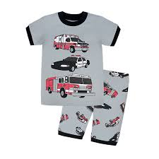 100 Fire Truck Pajamas Robes Rampage Kids Rak Mackenzie Pullon Boot Exclusive
