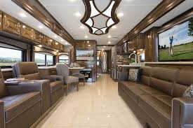 2017 Tuscany Luxury Diesel Motorhomes Class A Pusher By Thor Motor Coach