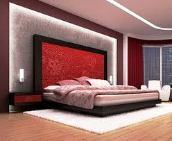 Red Black And Brown Living Room Ideas by Bedroom Beautiful Contemporary Bedroom In Red Black And White