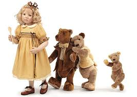 Goldilocks And Baby Bear