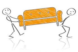 déménager un canapé comment déménager canapé