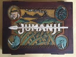 Item 1 Wooden Jumanji Board