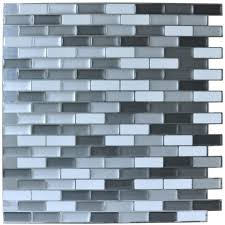Smart Tiles Peel And Stick by Inspirational Stick Plus Stick Mosaic Decorativewall Tile Plus