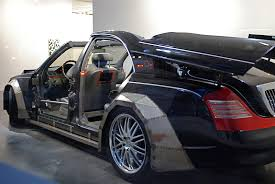NYC ♥ NYC: 2004 Otis Maybach 57 From JAY Z And Kanye West