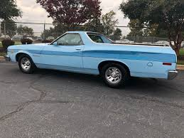 100 Ranchero Truck 1973 Ford For Sale 107197 MCG