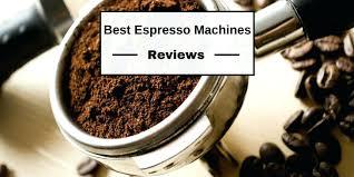 Most Expensive Espresso Machine Best Machines Reviews Price