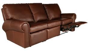 custom leather reclining furniture1
