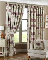 Bendable Curtain Track Dunelm by Homely Ideas Ready Made Curtains Design Modern Leaf Red Eyelet