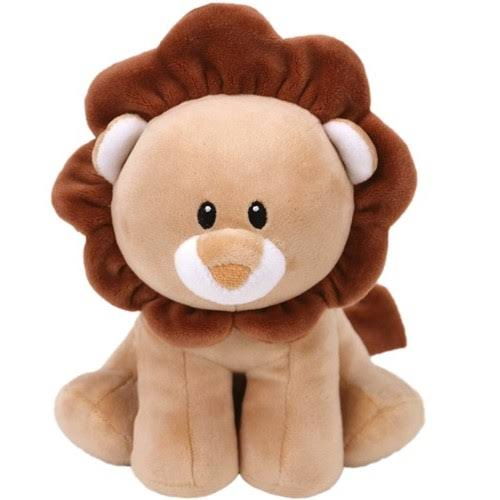 Ty 82012 Bouncer, Lion 24 cm Baby