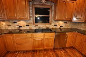 Kitchen Backsplash Ideas With Granite Countertops Granite Countertops And Tile Backsplash Ideas Eclectic