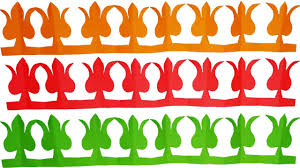 Paper Cutting DesignsHow To Make Borders Design Easy Craft For Kids