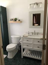 Cheap Bathroom Remodel Ideas That Look Expensive | Apartment Therapy Cheap Bathroom Remodel Ideas Keystmartincom How To A On Budget Much Does A Bathroom Renovation Cost In Australia 2019 Best Upgrades Help Updated Doug Brendas Master Before After Pictures Image 17352 From Post Remodeling Costs With Shower Small Toilet Interior Design Tile Remodels For Your Remodel Diy Ideas Basement Wall Luxe Look For Less The Interiors Friendly Effective Exquisite Full New Renovations