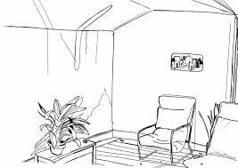 tuscheskizze aus dem wohnzimmer comicforum bildergalerie