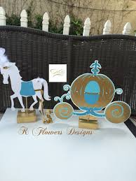 Diy Pumpkin Carriage Centerpiece by New 2015 Cinderella Centerpiece Horse U0026 Carriage Centerpiece