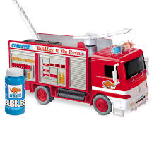 100 Fire Truck Sirens Galleon Minmi Blowing Bubbles Engine Rescue With Ladder