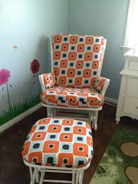 Glider Rocking Chair Cushions For Nursery by Rocking Chair Cover Nursery Exceptional Comfort Make Ideal Choice