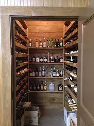 104 White House Wine Cellar Plantation Barn Farmhouse Atlanta By Cook Design Studio Inc Houzz
