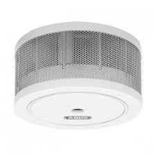 abus mini rauchmelder grwm30600 geeignet für schlafzimmer wohnzimmer und flur