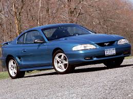 1995 Ford Mustang GT 12 Second Nitrous SN 95 5 0 Mustang