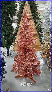 Copper Color Christmas Tree 4 Ft Pre Lit With75 Also Thanksgiving Halloween Autumn