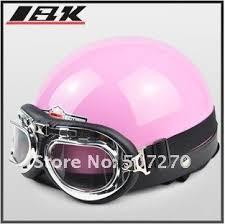 Fashionable Half Face Motorcycle Helmet Motorbicycle Casco Cycling Casque UV