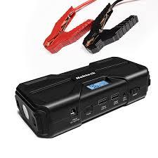 Amazon.com: Nekteck Multifunctional Car Jump Starter Portable ...