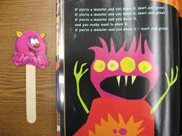 Pre K Halloween Books by If You U0027re A Monster And You Know It Thrive After Three
