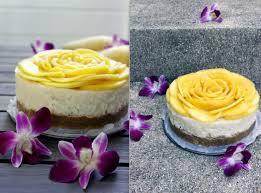mango sticky rice cake ein dessert wird zum kuchen ein