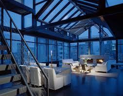 100 Seattle Penthouses Minimalist Penthouse Apartment Overlooking The Skyline