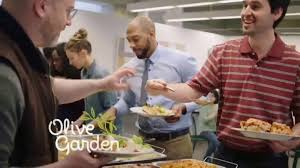 Olive Garden Catering Delivery TV mercial Employee of the