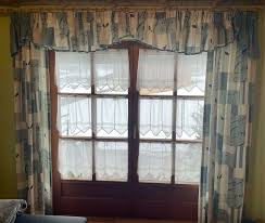 gardinen vorhänge grün neuwertig dekoration wohnzimmer