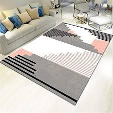 moderner wohnzimmer teppich gut fühlen de