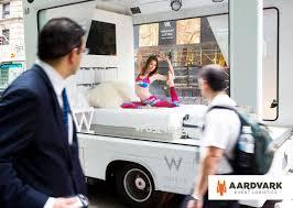 100 Glass Truck Aardvark Event Logistics