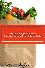 Margaret Knight Inventor Bio