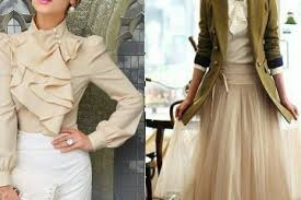 Vintage Fashion For Women Head To Toe