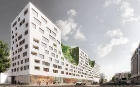 100 Jds Architects JDS Batignolles Residences