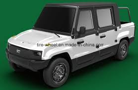 100 Electric Mini Truck China New Arrival High Performance Pickup For