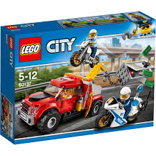 LEGO City Tow Truck Trouble, Construction Toys Multicolour, 5 Year(s ...