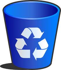 Recycle Bin Clip Art at Clker vector clip art online