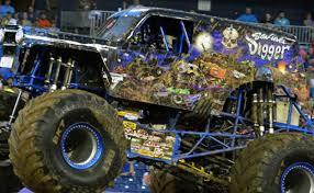 100 Monster Trucks Nashville Anderson Buetow Take Wins Jam