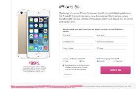 T Mobile iPhone 5s 5c Pricing Revealed Via Pre Registration Pages