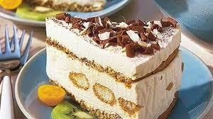 mascarpone torte mit quark und likör